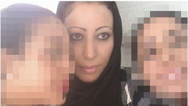 Hasna Ait Boulahcen - Sputnik Türkiye