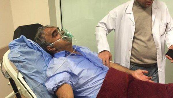Polis müdahale etti, Mithat Sancar hastaneye kaldırıldı - Sputnik Türkiye