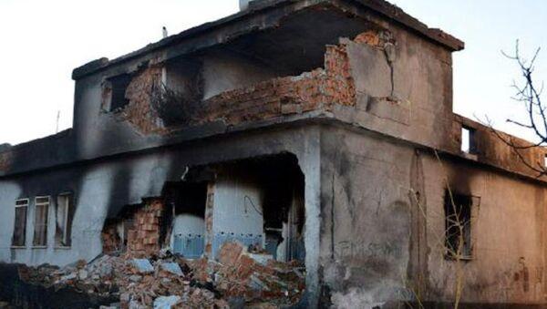 Bomba yüklü araç imha edildi - Sputnik Türkiye