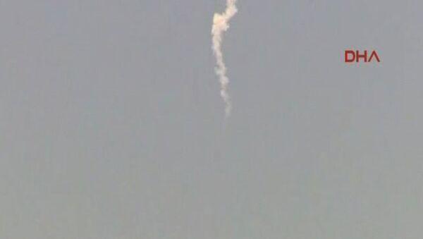 Türkmen bölgesine iki cisim daha düştü - Sputnik Türkiye