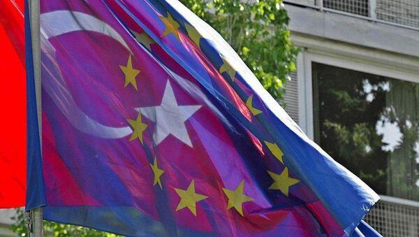 AB-Türkiye - Sputnik Türkiye