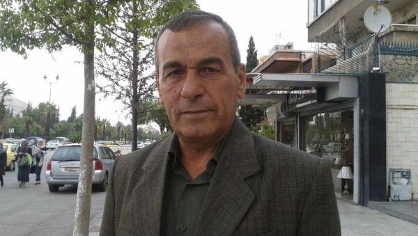 Emekli tümgeneral Sabit Muhammed - Sputnik Türkiye