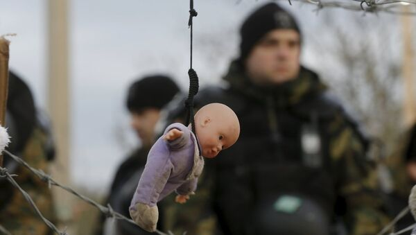Sığınmacılar - Sputnik Türkiye