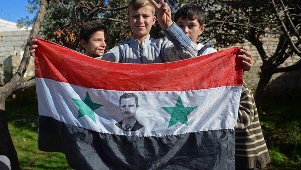 IŞİD'den kurtarılan Halep - Sputnik Türkiye