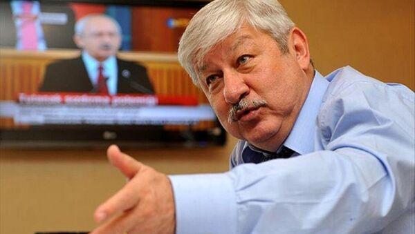 CHP Antalya Milletvekili Akaydın - Sputnik Türkiye