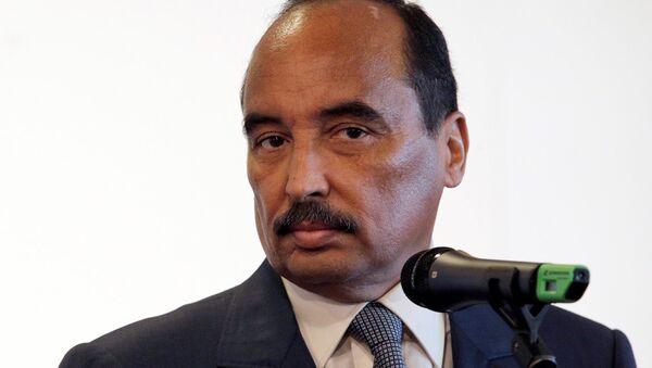 Moritanya Devlet Başkanı Muhammed Ould Abdülaziz - Sputnik Türkiye