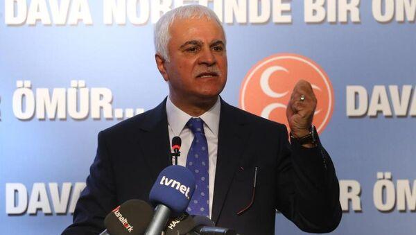 Eski MHP Trabzon Milletvekili Koray Aydın - Sputnik Türkiye