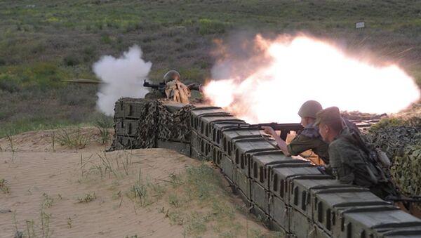 Rusya ordusundan Hazar kıyısında S-400 tatbikatı - Sputnik Türkiye