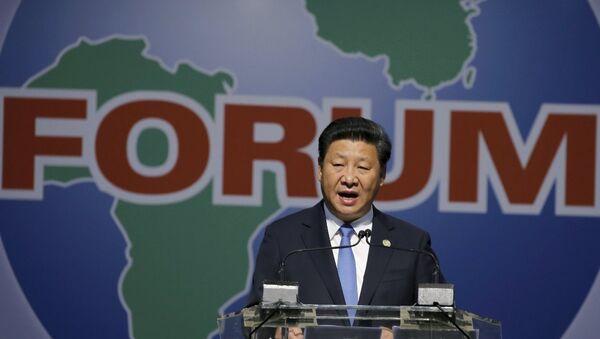 Çin lideri Şi Cinping - Sputnik Türkiye