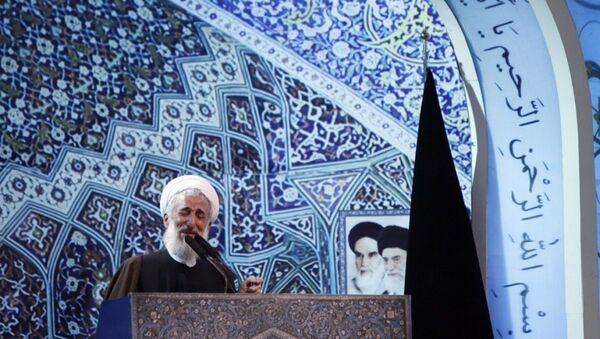 İran'da imamlar Türkiye karşıtı hutbeler okudu - Sputnik Türkiye