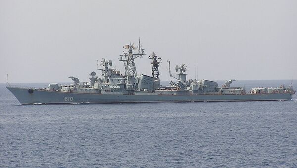 'Smetlivıy' Rus askeri devriye gemisi - Sputnik Türkiye