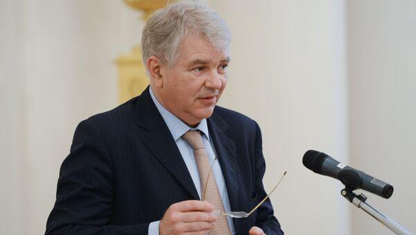 Rusya Dışişleri Bakan Yardımcısı Aleksey Meşkov - Sputnik Türkiye