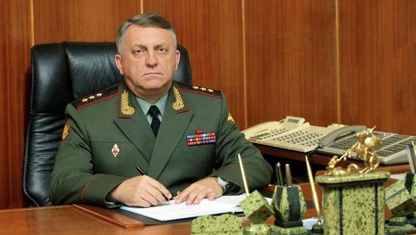 Rusya Stratejik Füze Kuvvetleri Komutanı Sergey Karakayev - Sputnik Türkiye