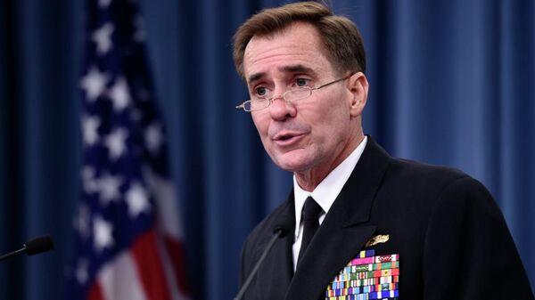 ABD Dışişleri Bakanlığı Sözcüsü John Kirby - Sputnik Türkiye
