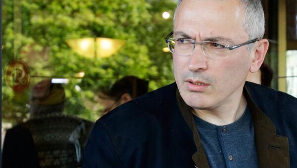 Mihail Hodorkovskiy - Sputnik Türkiye