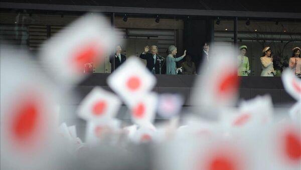 Japonya İmparatoru Akihito 82 yaşında - Sputnik Türkiye