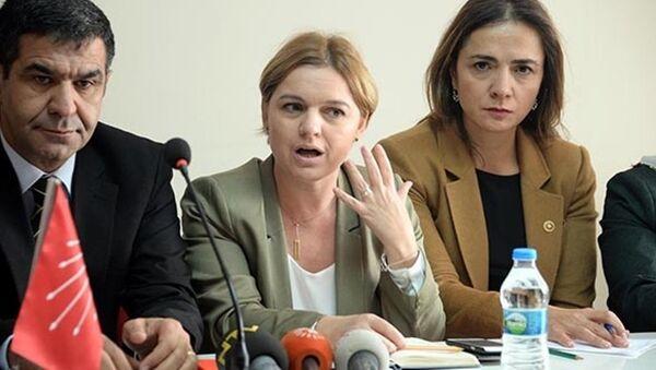 Selin Sayek Böke - Sputnik Türkiye