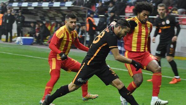 Kayserispor ile Galatasaray - Sputnik Türkiye