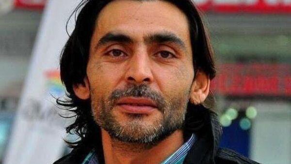 Suriyeli aktivist Naji Jerf - Sputnik Türkiye
