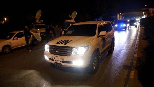 Suriye'deki ateşkes bölgelerinden Türkiye'ye tahliye - Sputnik Türkiye