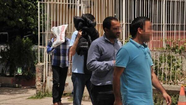 Adana'daki sarin gazı için malzeme temini iddiası davasında karar çıktı. - Sputnik Türkiye