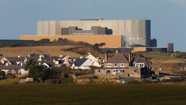 İngiltere'nin en eski nükleer santrali kapatıldı - Sputnik Türkiye