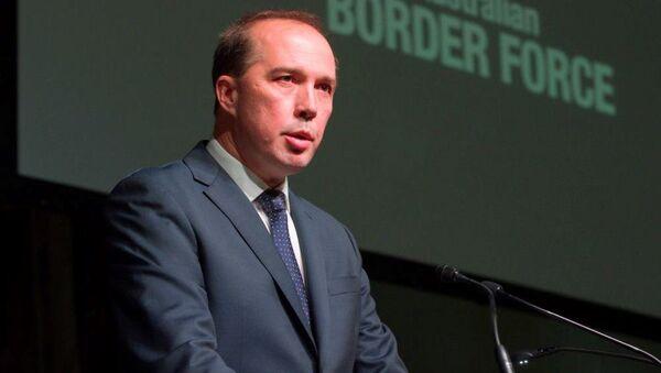 Avustralya Göçmen Bakanı Peter Dutton - Sputnik Türkiye