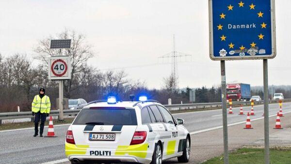 İsveç ve Danimarka'da sınır kontrolü - Sputnik Türkiye