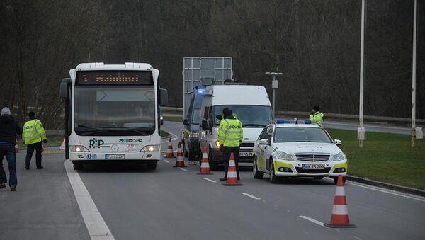 Schengen uygulaması, sınır kontrolü - Sputnik Türkiye