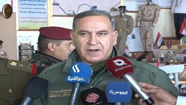 Irak Savunma Bakanı Halid el Ubeydi - Sputnik Türkiye