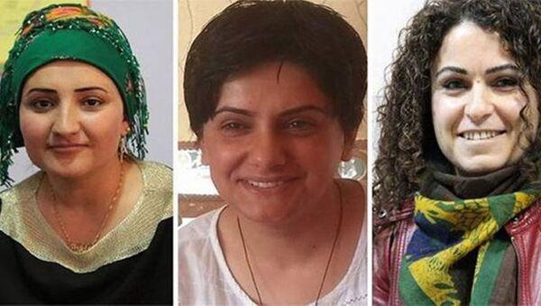 Silopi'de öldürülen 3 kadın - Sputnik Türkiye