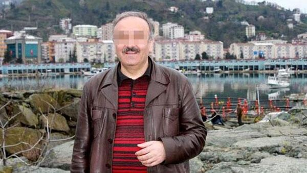 Rize Özel İdare Genel Sekreter Yardımcısı, erkek çocuklara cinsel istismardan tutuklandı. - Sputnik Türkiye