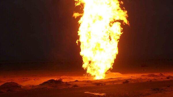 Mısır'da doğalgaz boru hattına sabotaj - Sputnik Türkiye