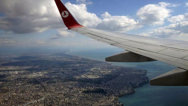 Antalya - Türk Hava Yolları (THY) - Sputnik Türkiye