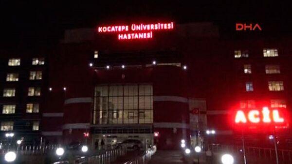 AK Partili 4 milletvekili trafik kazası geçirdi - Sputnik Türkiye
