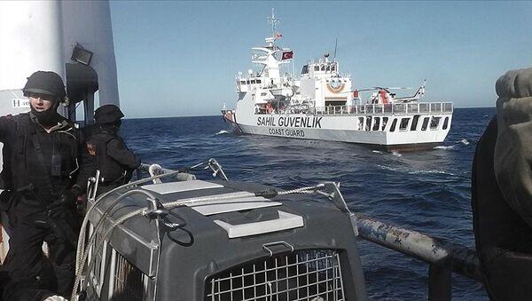 'Albatros Harekatı'ndan ilk görüntüler - Sputnik Türkiye