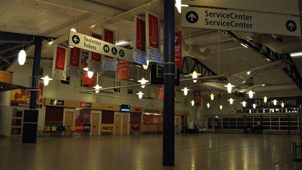 İsveç havaalanı, havalimanı - Sputnik Türkiye