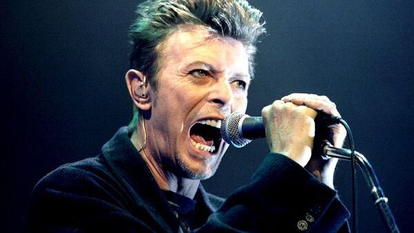 David Bowie - Sputnik Türkiye