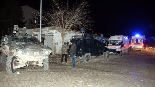 Diyarbakır saldırı - Sputnik Türkiye
