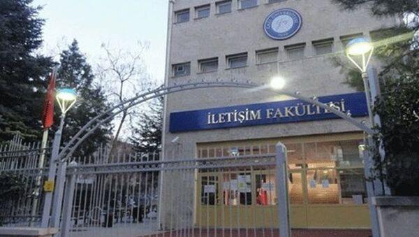 Gazi Üniversitesi İletişim Fakültesi - Sputnik Türkiye