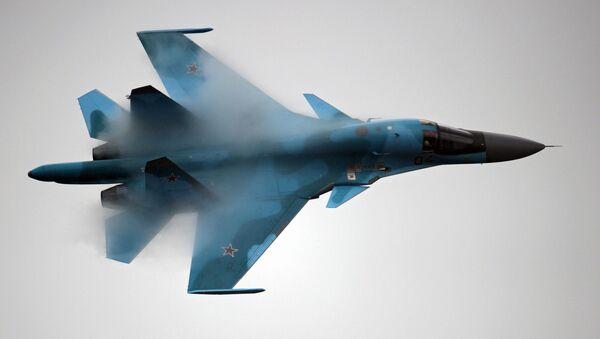 Su-34 - Sputnik Türkiye