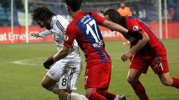 Beşiktaş - Karabükspor - Sputnik Türkiye