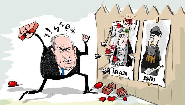 İran, İsrail ve IŞİD - Sputnik Türkiye