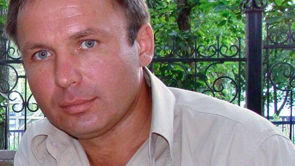 Rus pilot Konstantin Yaroşenko - Sputnik Türkiye