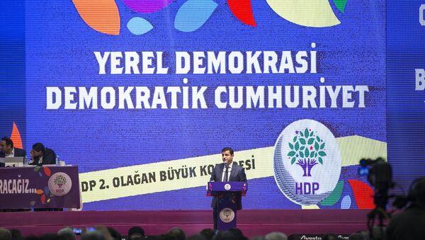 HDP 2. Olağan Kongresi - Sputnik Türkiye