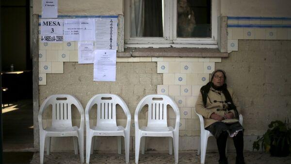 Portekiz'de cumhurbaşkanlığı seçimleri - Sputnik Türkiye