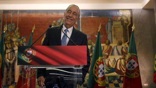 Portekiz Cumhurbaşkanı Marcelo Rebelo de Sousa - Sputnik Türkiye