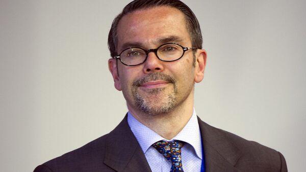 Fransa Dışişleri Bakanlığı sözcüsü Romain Nadal - Sputnik Türkiye