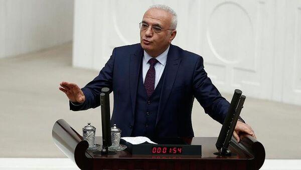 Ekonomi Bakanı Mustafa Elitaş - Sputnik Türkiye