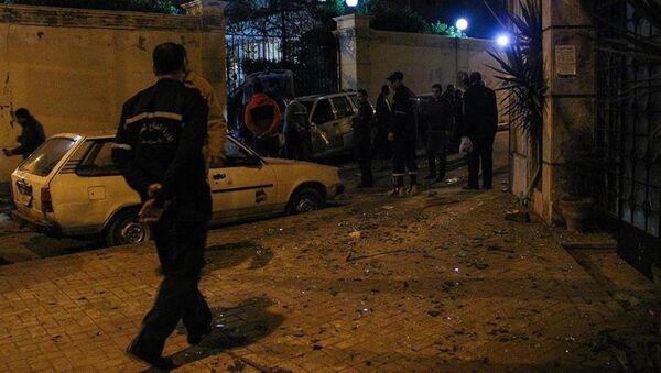 Mısır bombalı saldırı - Sputnik Türkiye